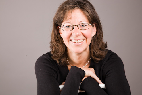 author photo Chrystyna Lucyk Berger